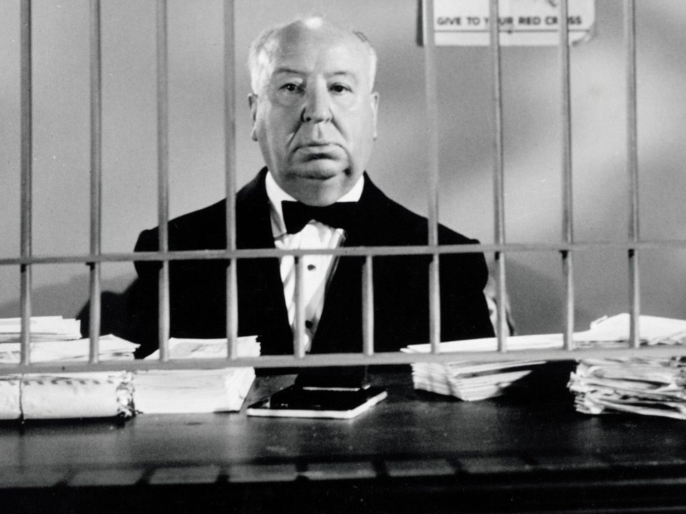 Alfred Hitchcock Presents (CBS) TV series1955 - 1962Shown: Alfred Hitchcock